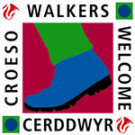 Walkers Welcome: This part of Wales is full of wonderful walks to explore.