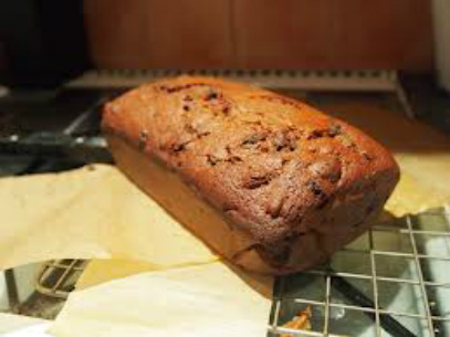 Bara brith which is part of welcome gifts from Lothlorien cottage